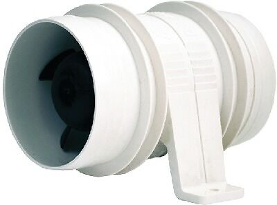 New Turbo 4000 Series Ii Blower attwood Marine 1749-4 Water Resistant White Hose