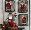 Prairie-Schooler-Counted-Cross-Stitch-Patterns-YOU-CHOOSE-Santas-HALLOWEEN thumbnail 8