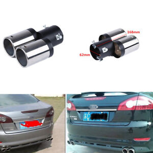 17cm-Durable-Dual-Exhaust-Pipe-Tail-Muffler-Tip-Stainless-Steel-for-SUV-Car-Rear