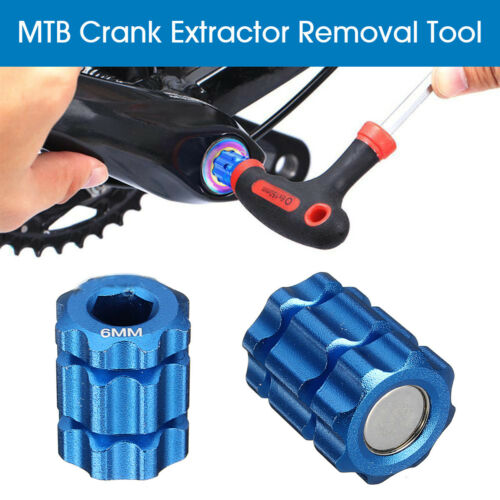 Bike Bicycle Crank Remover Installation Repair For Shimano HollowTech XT