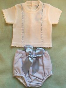 e2d8782ff30 Baby Girl or boy Unisex Sardon Summer Spanish Outfit BNWT 3 Months ...