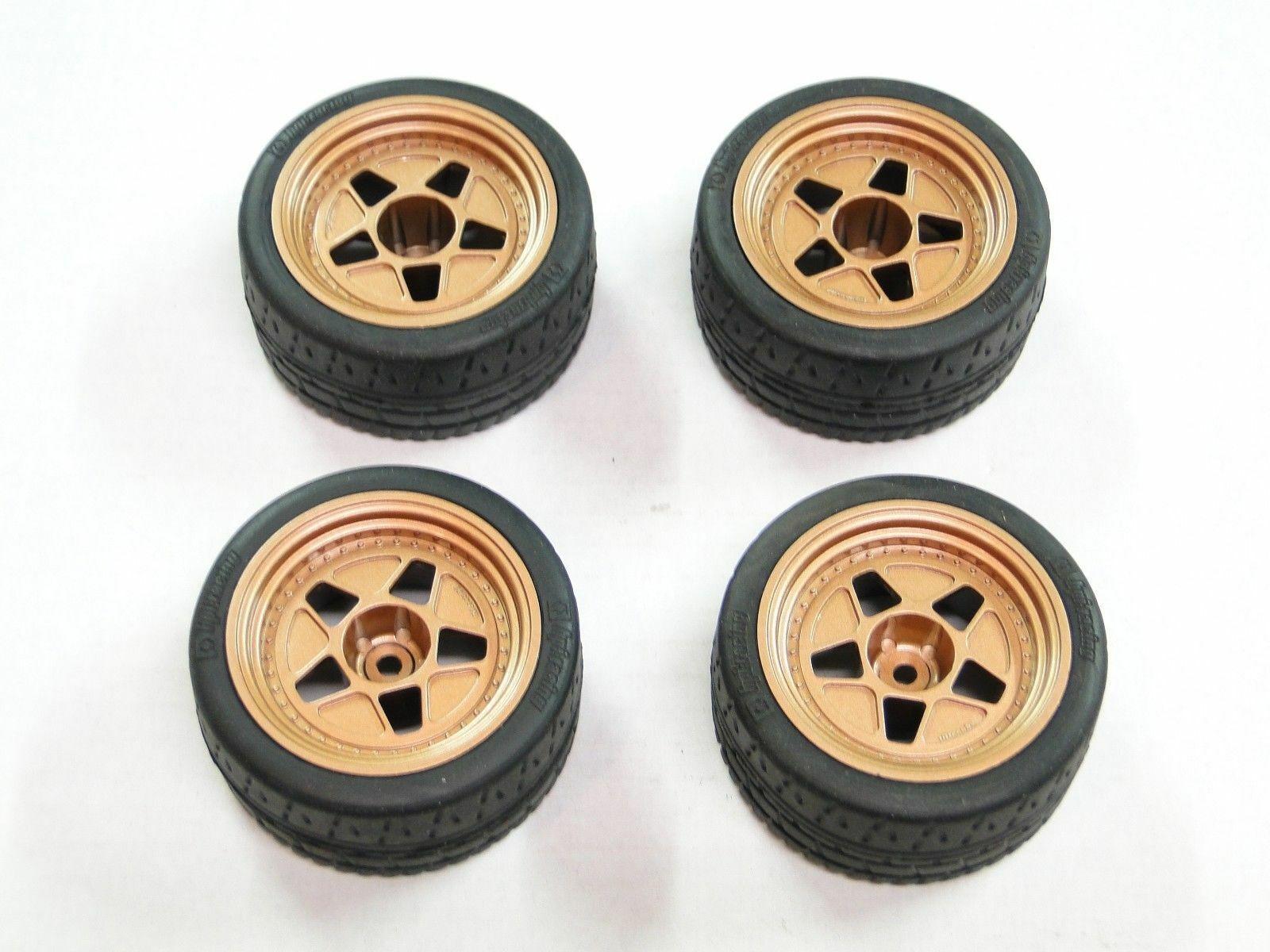 Nuevo HPI RS4 SPORT 3 ruedas & neumáticos hoonicorn 69x31MM