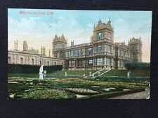 Vintage Postcard - Buckinghamshire #3 - RP Mentmore From SW - Valentines 1908