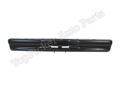 For 1992-2013 FORD ECONOLINE VAN REAR STEP BUMPER BLACK BAR LOWER PAD W//O HOLE