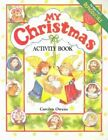 My Christmas Activity Book by Carolyn Owens (Paperback, 1995)