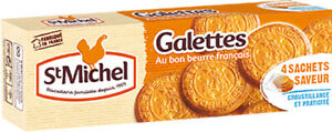 6-x-St-Michel-French-Brittany-Butter-SEA-SALT-Gourmet-Biscuits-Cookies-GALETTES