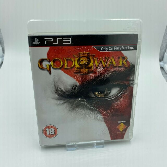 Dios de la guerra 3 III Kratos Sony PlayStation 3 PS3 PAL COMPLETA