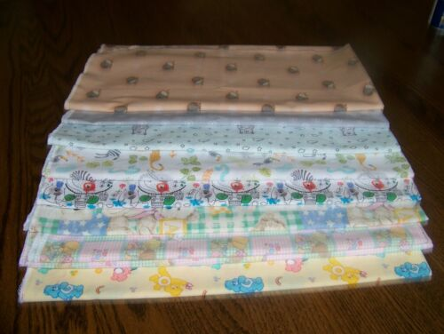 SUMMER cotton Receiving Blanket one of your choice $6.00