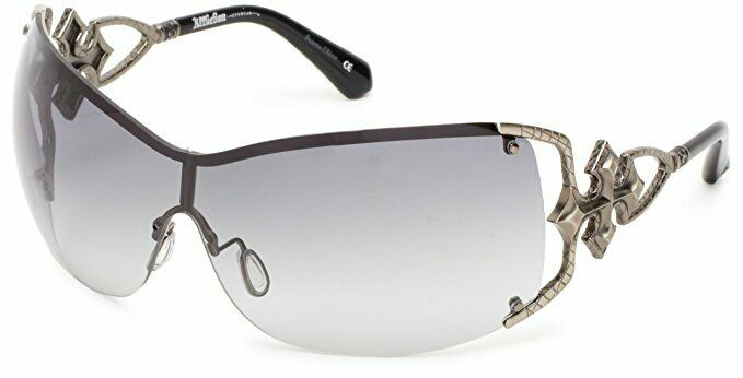 New Affliction Sunglasses Bianca Gunmetal, with Case, Tag, and Box