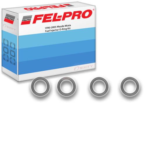 Service iy Fel-Pro Fuel Injector O-Ring Kit for 1990-2005 Mazda Miata FelPro