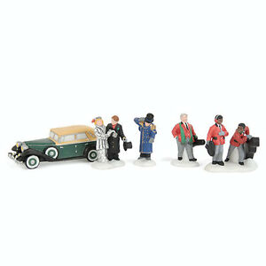 Dept 56 CIC ~ Steppin Out On The Town ~ Mint In Box 58885