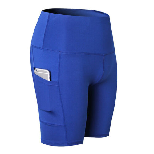 Mens Womens Cycling Shorts Underwear Bicycle Riding Stretchy Short Pants