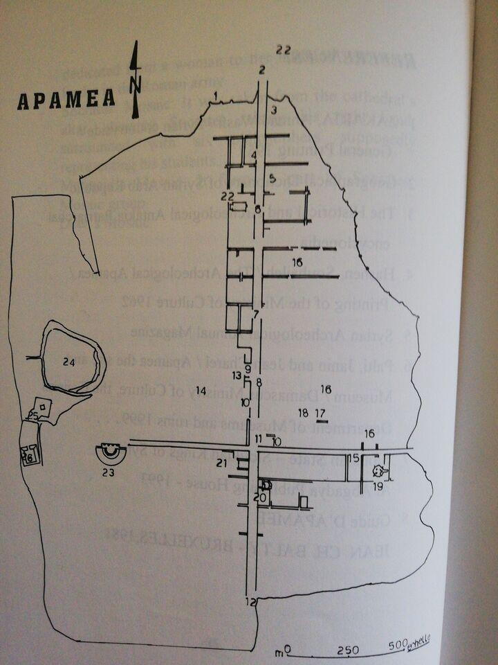 APAMEA (HISTORY & RUINS), Rama Elias Keriaky and Ebtessam