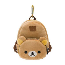 San-X Rilakkuma stuffed backpack Pouch (CU01801) 25C
