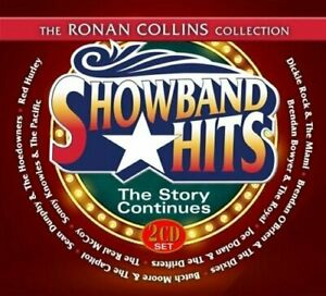 The-Ronan-Collins-Collection-Showband-Hits-The-Story-Continues-CD
