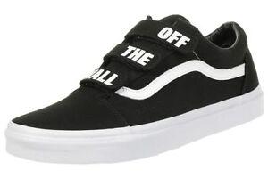 a997481ff4fe Vans Of The Wall VN-0A3D29R2P Old Skool V Black White Mens Shoes ...