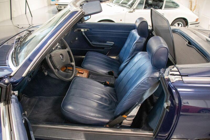Mercedes 450 SL aut. - 8