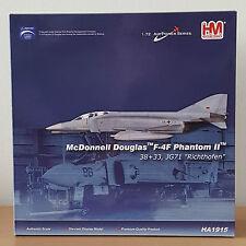 "Hobby Master, HA1915, F-4F Phantom II 38+33, JG71 ""Richthofen"", Sealed & Rare"
