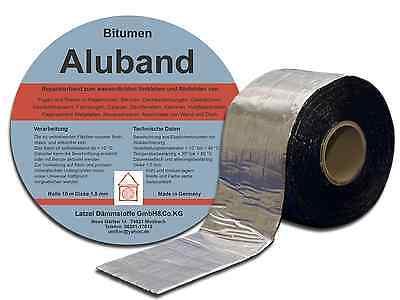 Bitumen Alu Dichtband - Dichtet alles ab 100 mm