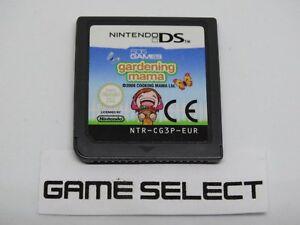 GARDENING-MAMA-COOKING-NINTENDO-DS-DSi-2DS-3DS-NDS-PAL-EU-EUR-ITA-ITALIANO-LOOSE