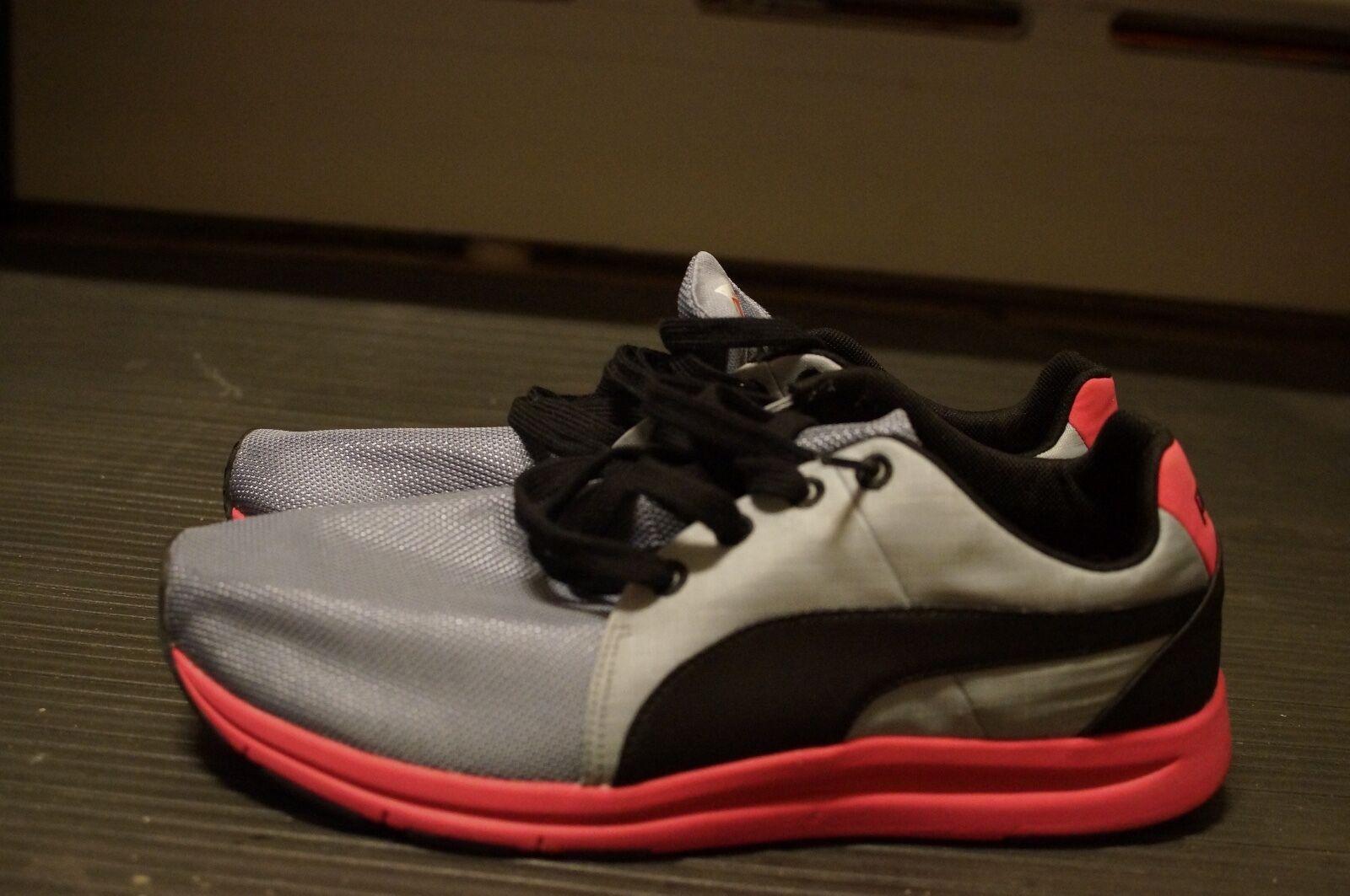 Hombre Puma Haast Lace sport gris negro rosa mujer comodo baratos zapatos de mujer rosa zapatos de mujer 692656