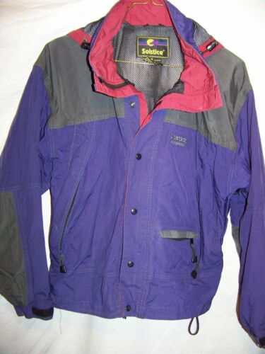 Solstice Waterproof Rain Jacket, Men's Medium