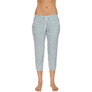 be47dfe4a Schiesser Mujer Mix & Relax Pantalón 3/4 Pantalones de Pijama Dormir ...