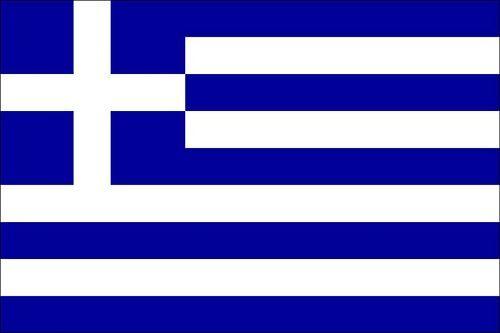 Greek Greece Flag 5fx 3ft