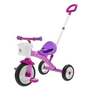 Chicco-U-Go-Triciclo-Rosa
