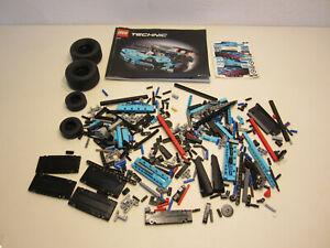 20# LEGO TECHNIC 42050 Drag Racer nicht komplett ???