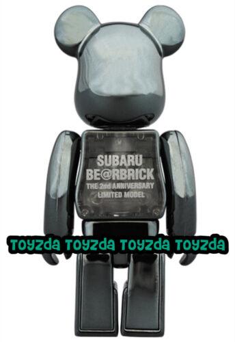 Medicom 2018 SUBARU 2nd Anniversary Limited Model 100/% Be@rbrick Bearbrick 1pc