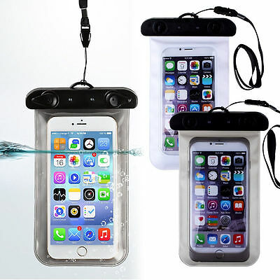 Rainproof Waterproof Underwater Bag Swimming Beach Dry Pouch Case Cover GPS Mp3