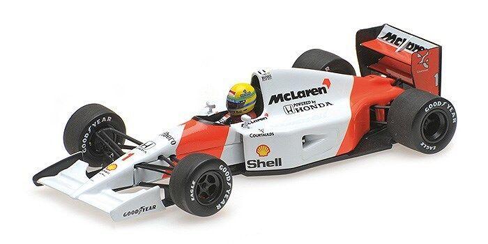 artículos novedosos 1 43 Senna Collection 1992 McLaren Honda MP4 7 World World World Champion  1 L540924301  venta de ofertas