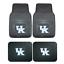 University-of-Kentucky-2pc-amp-4pc-Mat-Sets-Heavy-Duty-Cars-Trucks-SUVs thumbnail 1