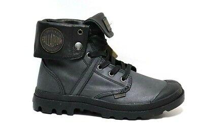 san francisco 03f8a 59cd8 Discount 30% Palladium Unisex Pallabrouse Shoes Lapel Amphibious Leather |  eBay
