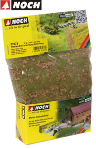 NOCH-07075-Grass-Mix-034-Alpine-Meadow-034-2-5-6-MM-50-G-100-G-New-Boxed