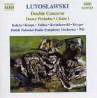 Lutoslawski: Double Concerto; Dances Preludes; Chain I (CD, Jul-2003, Naxos (Distributor))