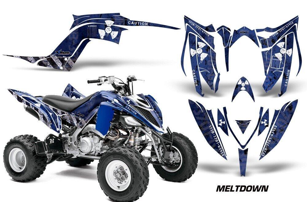 Atv Grafik Kit Sticker für Yamaha Raptor 700r 2013-2018 Mltdwn Mltdwn Mltdwn W U 87aa93