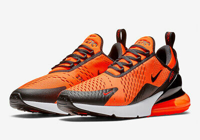 air max 270 orange black white