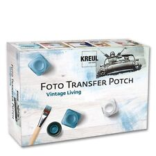 Foto Transfer Potch Vintage Living Kreul 49990 in Kartonbox
