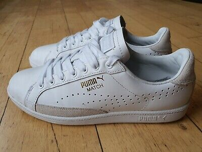 Sneakers, str. 39, Puma, SortHvid, Næsten som