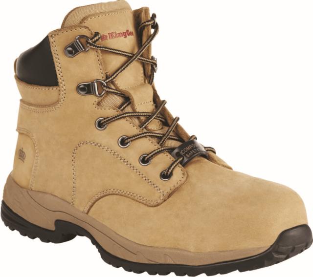 best tradie work boots