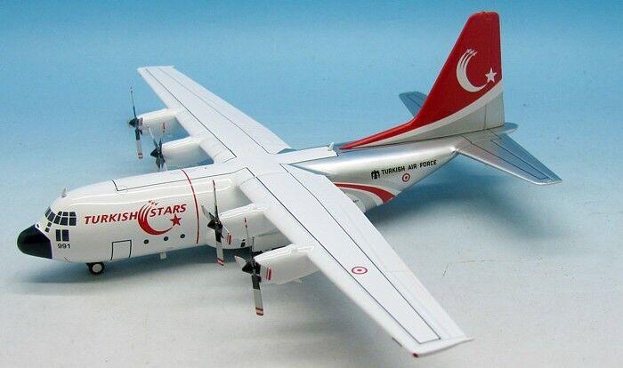INFLIGHT 200 IF1300816 1 200 TÜRKİYE YILDIZLAR C-130 73-0991 STANDLI
