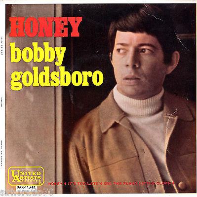 BOBBY GOLDSBORO Honey EP SirH70 | eBay