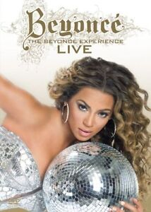 BEYONCE-The-Beyonce-Experience-Live-DVD-2007-All-Regions-VGC