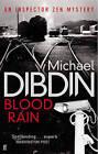 Blood Rain by Michael Dibdin (Paperback, 2011)