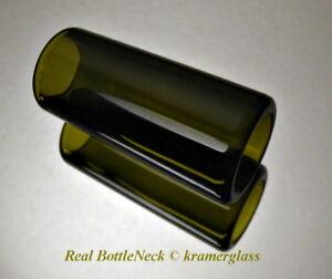 the real bottleneck guitar slide hand polished best in the us ebay. Black Bedroom Furniture Sets. Home Design Ideas