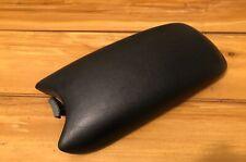 Pontiac Firebird Trans Am 93 94 95 96 Arm Rest Armrest Console Lid Oem Black