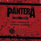 The Complete Studio Albums 1990-2000 by Pantera (Vinyl, Dec-2015, 6 Discs, Atlantic (Label))
