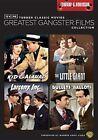 TCM Greatest Films Gangsters Edward G 0883929166442 DVD Region 1
